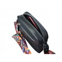 Женская сумка кросс боди Libellula черная Person