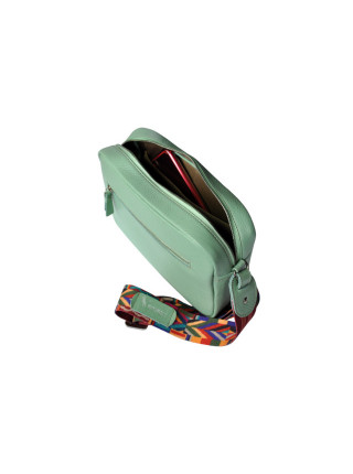 Женская сумка кросс боди Libellula мята Person