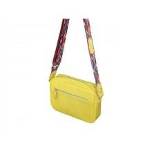 Женская сумка кросс боди Libellula желтая Person
