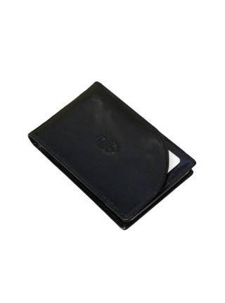 Визитница обложка МВМ черная Mackintosh Studio RFID
