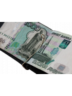 Зажим для денег с логотипом бренда ОК-М-2 Person