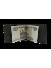 Зажим для денег мужской СТ-ОКК шик черный