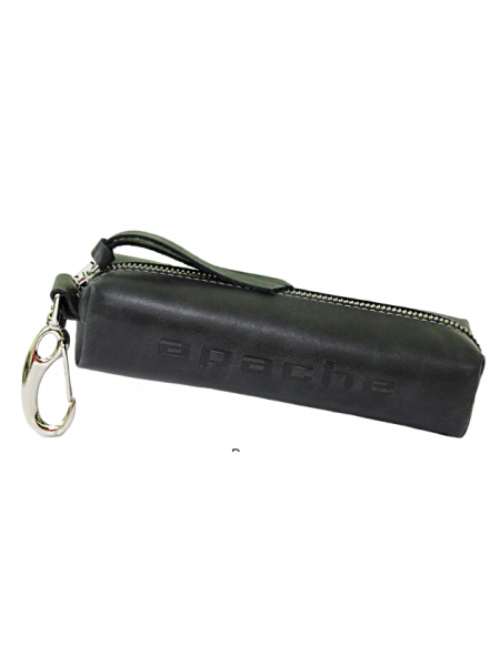 Футляр для ключей К-23 дымчато-черный Apache
