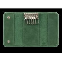 Футляр для ключей друид зеленый С-КС Флауэрс