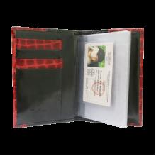 Стильный бумажник водителя БС-9 вита Kniksen