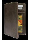 Бумажник водителя ОВ-А дымчато-коричневый Аpache