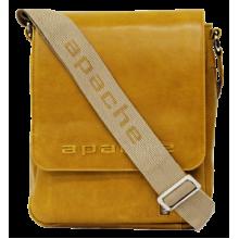 Сумка табачно-желтая  СМ-4013-А Apache